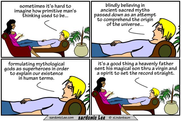 SESSION 108- myth illogical