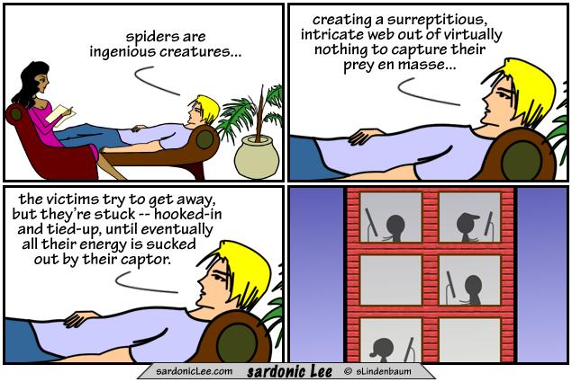 SESSION 121- spider vain